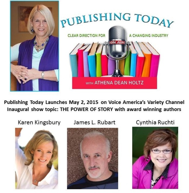 Publishing Today Launches May 2, 2015